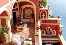 Villas of Amalfi, Italy