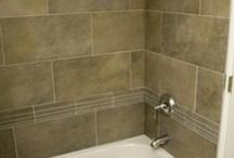 Bathrooms / Shots of beautiful, unique and practical bathrooms.