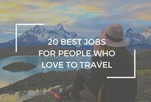 Work and Travel / One of the easiest ways to afford more frequent travel is to work WHILE you travel -- either by getting a work visa abroad, working remotely, or looking for side hustles.  If that's your dream, check it out.