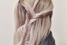 things for Maria to do to my hair <3
