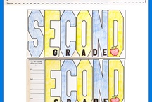 Second Grade / by Katharine Rose