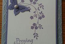 Card Ideas -Prayers