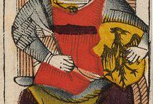 III The Empress Tarot Card / A selection of tarot cards that represent The Empress.