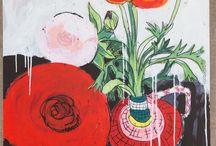 100drine , les peintures / Peinture