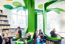Library makeovers