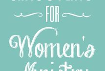 Womens ministry / by Ruth Duncan