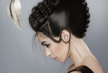 Fashion hair do