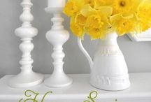 Looking Forward to Spring / We're celebrating spring's arrival, especially after a tough winter!