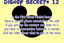 Disney Tricks and Secrets / by Amber Parra