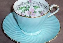 My cup of tea / tea, tea cups