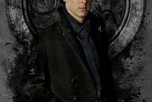 Sherlock / by Marabelle Burkert
