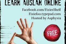 Homeschooling Auslan