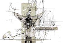archetype sketches