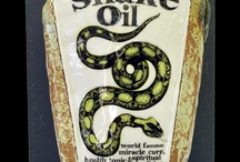 Snake Oil / by Diana Henze