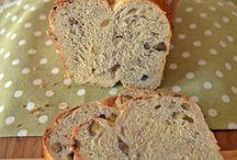 Pane e  dolci lievitati