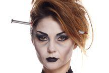Idées maquillage Halloween