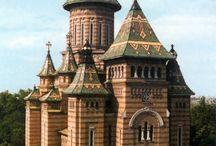 Biserici in Romania