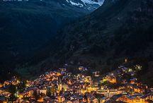 Dream about Switzerland