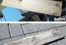 Woodwork - DIY