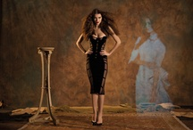 Agent Provocateur / Agent Provocateur sells a range of luxurious lingerie, sleepwear, swimwear and accessories. The brand prides itself on being feminine, empowering, elegant and luxurious. / by NottingChic