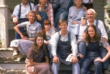The Waltons / Love this show! Sometimes I forget that they are just actors/actresses and not really well, a family. / by Rosie n