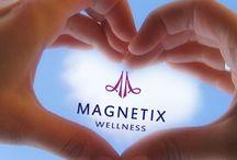 Magnetix Wellness / Magnetix Wellness : Bijoux & accessoires magnétiques, Cosmétiques Bien-être. Pour allier les bienfaits de la Magnétothérapie et du Design avec les bijoux et accessoires bien-être MAGNETIX, grâce au pouvoir des aimants et du cuivre.