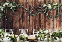 Boho and Rustic Wedding Style