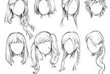 Рисунок_Волосы