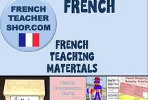 French / French teaching materials