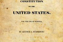Constitution Books / Great collection of US Constitution books.  Dive in and read!