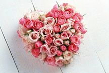 Flowers & inspiration for valentine's day