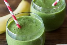 Smoothie / Smoothie recipes that will make you drool. Easy smoothie, breakfast smoothie, green smoothie.