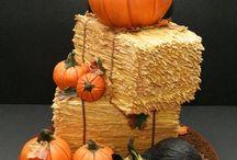 Őszi torták - Autumn cake