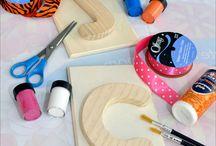 Crafts / by Courtney Nicole