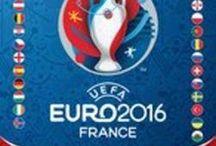 UEFA EURO 2016™ Official Sticker Album / Album Panini UEFA EURO 2016™ Official Sticker Album