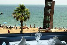 Barceloneta / Cal Pinxo: Restaurante en la playa de la Barceloneta