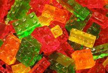 """Festa compleanno tema """"Lego""""."""