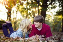 Engagement Photo Shoot / by Meredith Burnett