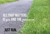 Run / by Holley Langenfeld
