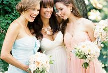 Wedding - Bridesmaid's dresses