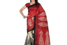 bhagalpuri printed sarees