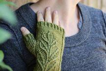 Γάντια πλεκτα