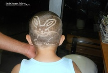 hair tattoo...!