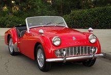 Triumph / Classic Triumph Restoration Projects