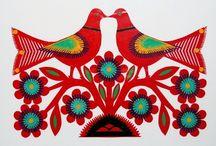 pattern - folk