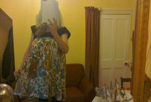 dresses etc I have made