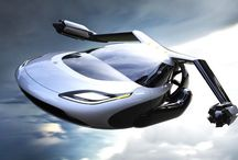 Flying Cars / Everything Flying Cars -- the technology is no longer the pipe dream it once was.