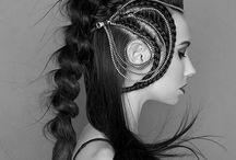 hair-woman
