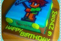 Terraria birthday party ideas