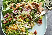 Salads & Salad Dressing / by Megan Woolley Garber